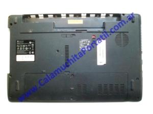 0512CAD Carcasa Base Gateway NV51B02R / P5WS6
