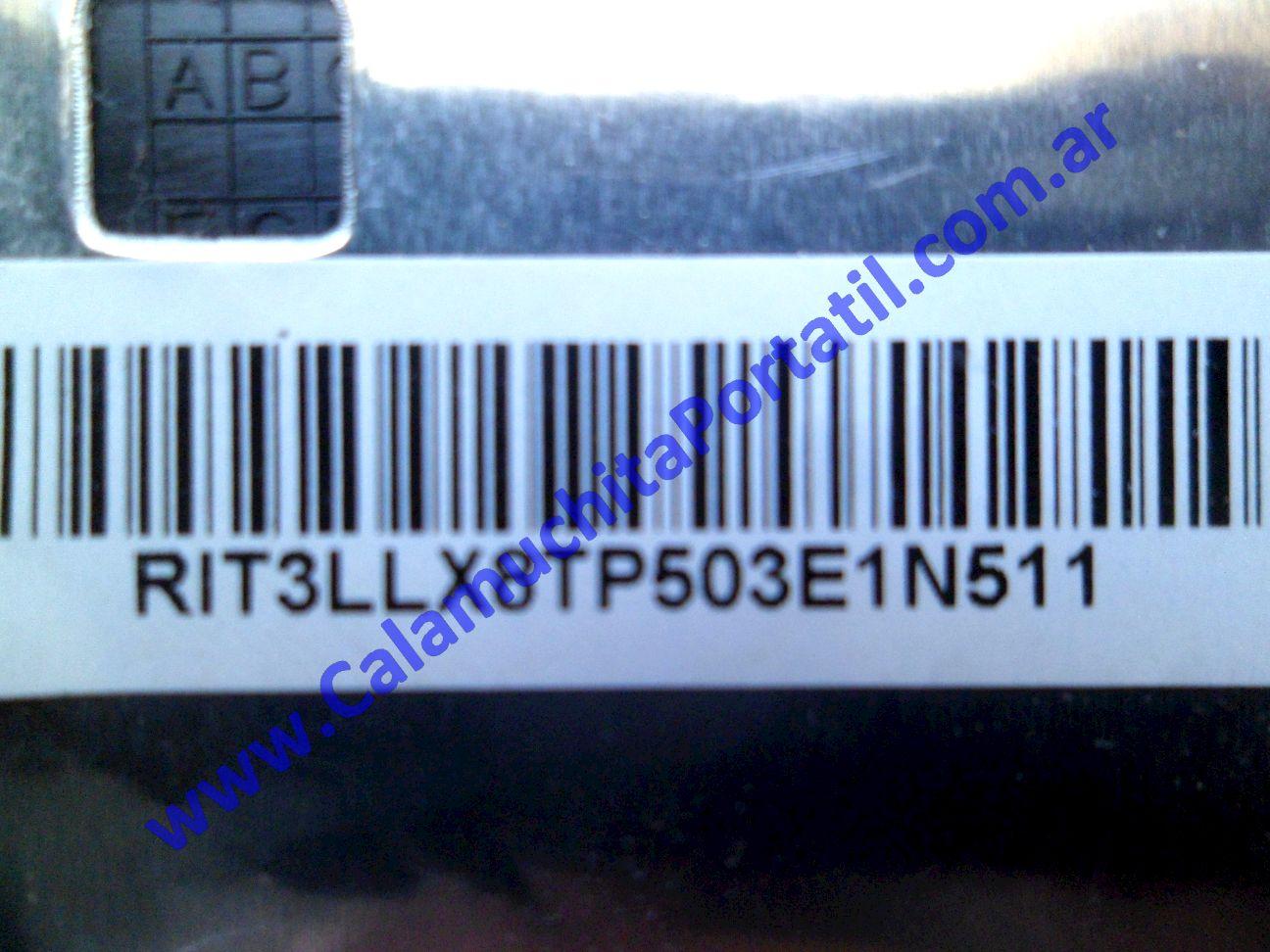 0513CAC Carcasa Teclado Hewlett Packard Pavilion dv6-3243cl / XZ091UA#ABA