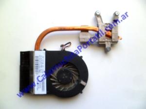 0513VDA Cooler C/Disipador Hewlett Packard Pavilion dv6-3243cl / XZ091UA#ABA