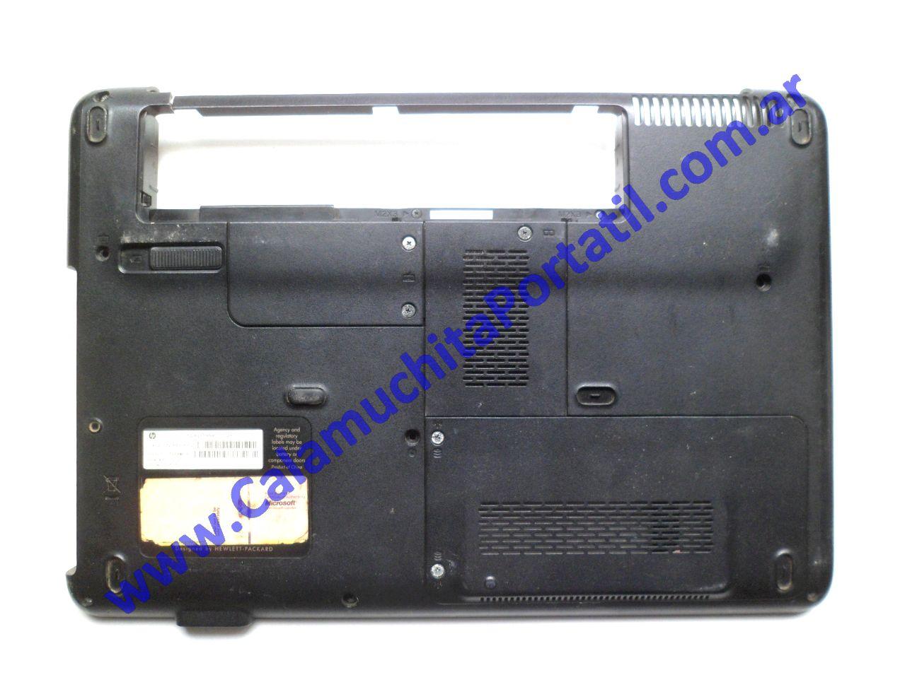 0514CAD Carcasa Base Hewlett Packard Presario CQ40-600LA / VS569LA#AC8