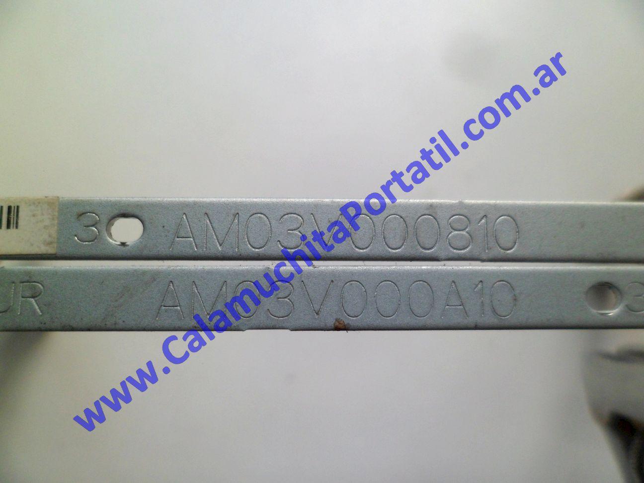 0514LBI Bisagras Hewlett Packard Presario CQ40-600LA / VS569LA#AC8