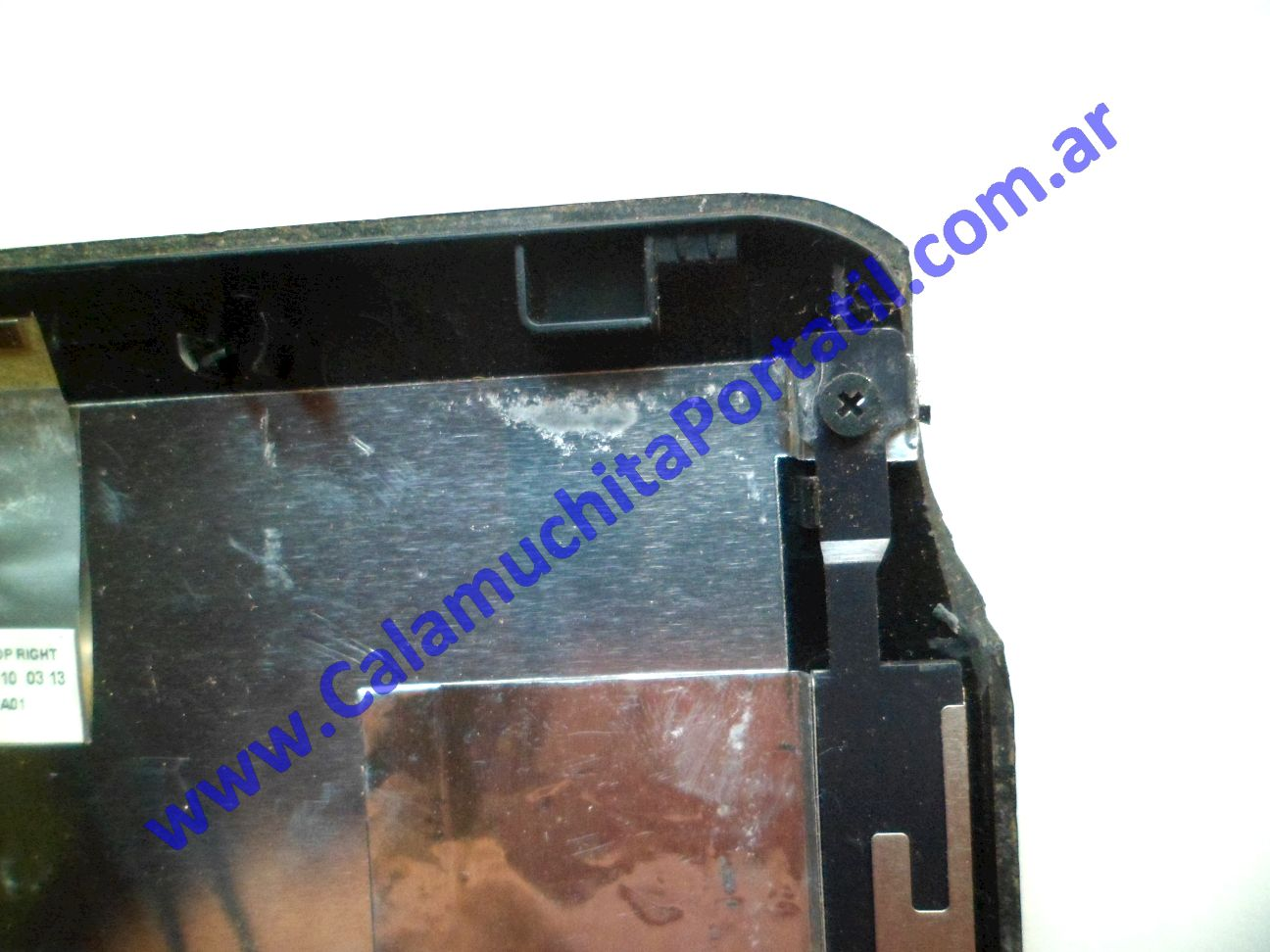 0516CAA Carcasa Tapa Compaq Mini 102 / WS308LA·AC8