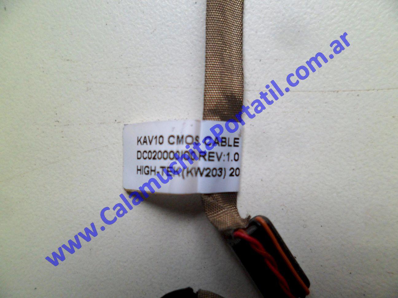 0517FWE Flex Webcam Acer Aspire One D150-1322 / KAV10