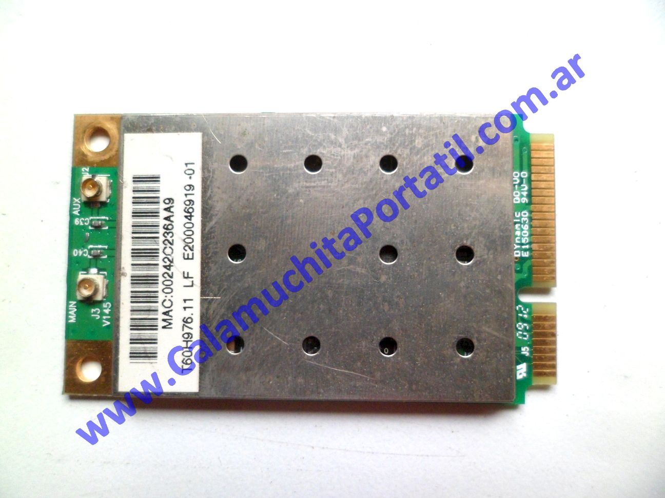 0517PWI Placa Wifi Acer Aspire One D150-1322 / KAV10