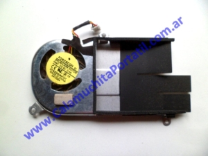 0517VDA Cooler C/Disipador Acer Aspire One D150-1322 / KAV10