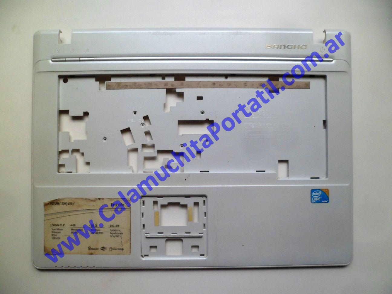 0519CAC Carcasa Teclado Banghó Futura 1500 | M10-F / M76X0S