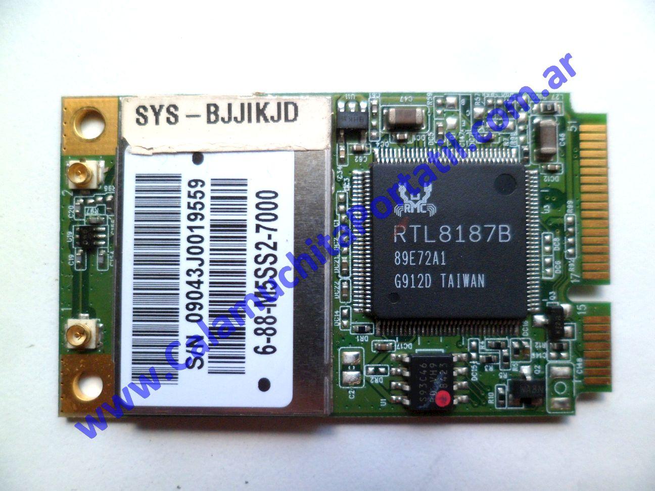 0519PWI Placa Wifi Banghó Futura 1500 | M10-F / M76X0S
