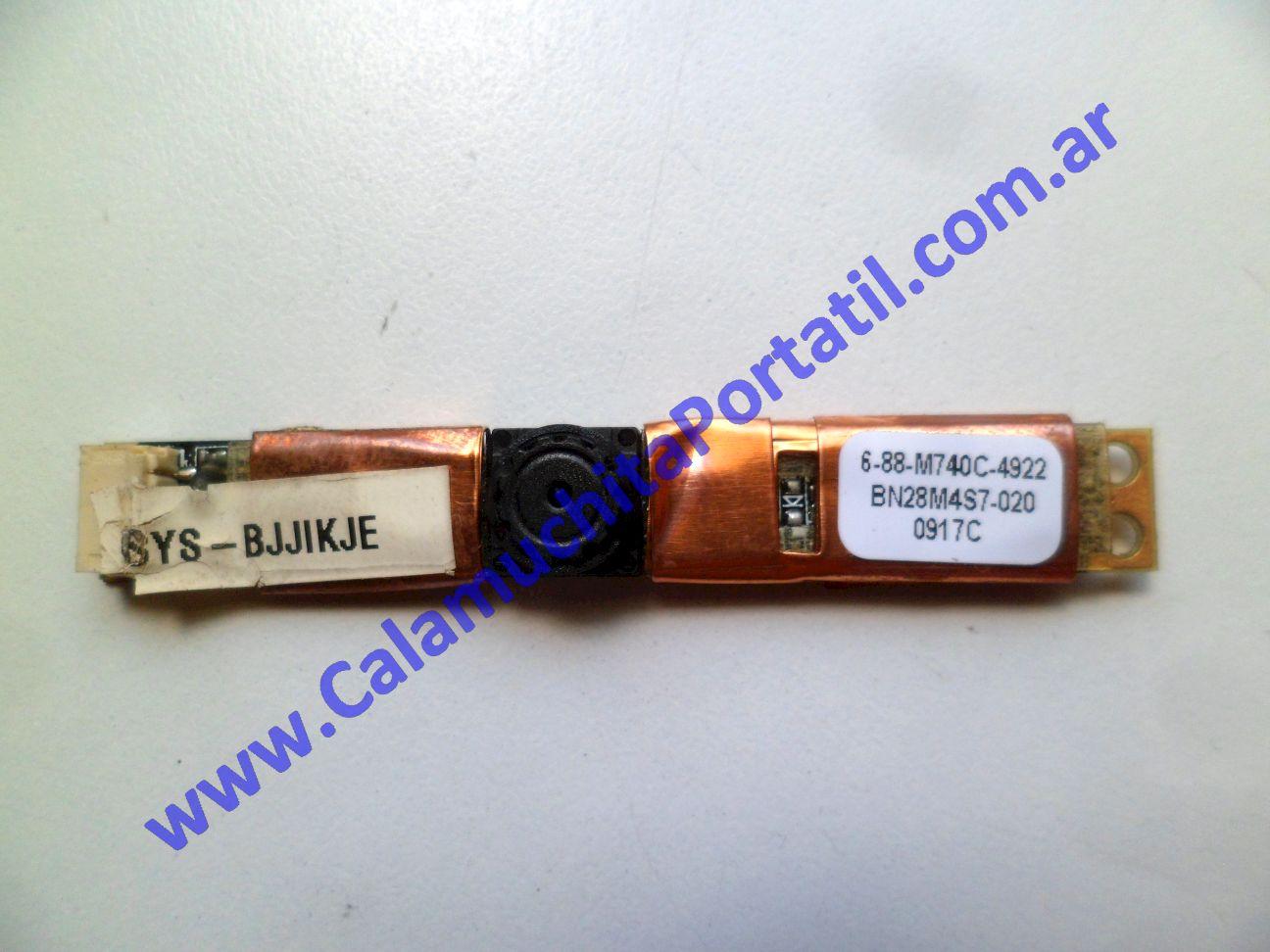 0519WEB Webcam Banghó Futura 1500 | M10-F / M76X0S