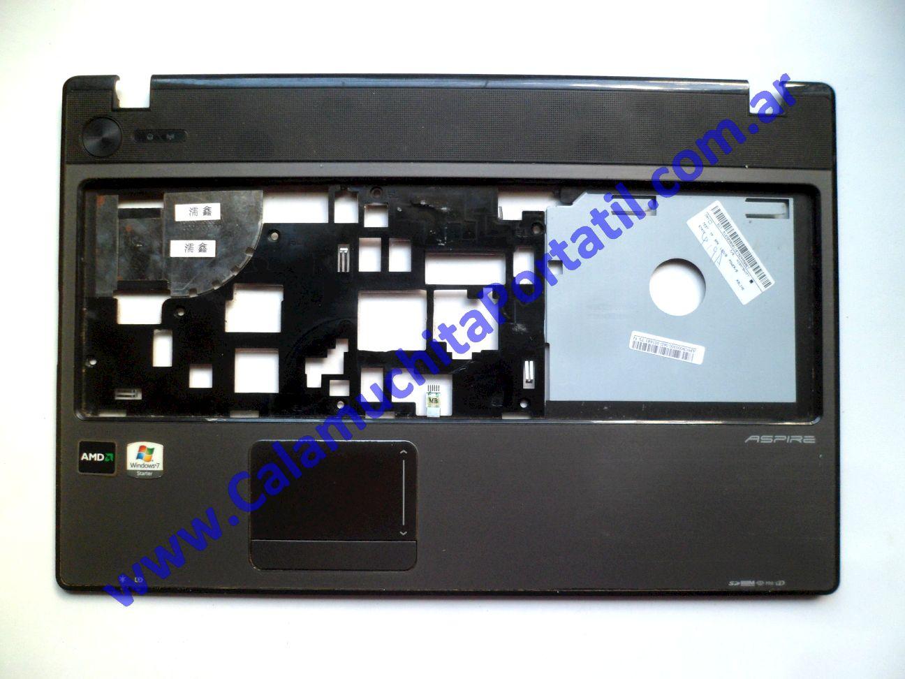 0521CAC Carcasa Teclado Acer Aspire 5251-1779 / NEW75