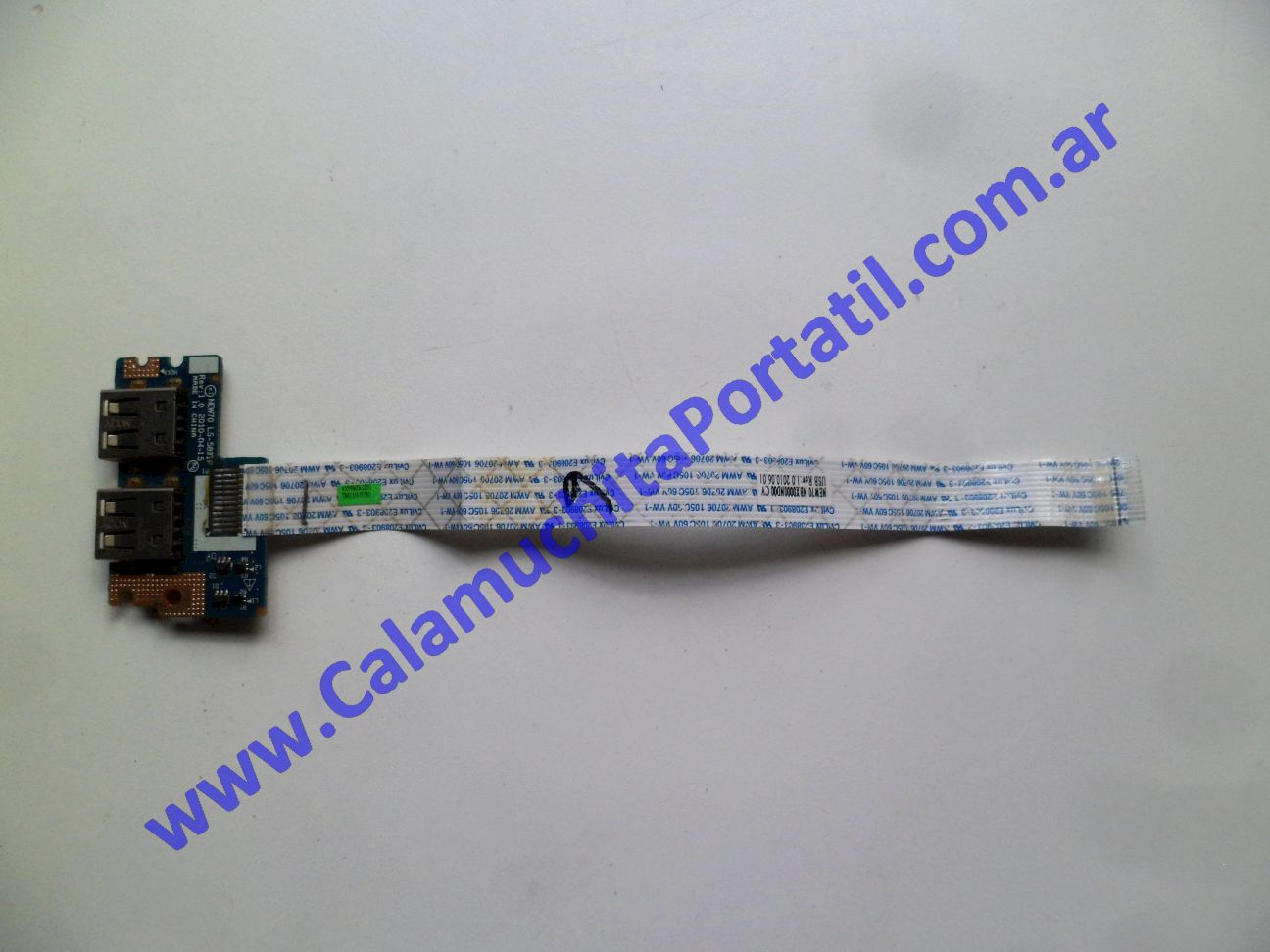 0521PUS Placa USB Acer Aspire 5251-1779 / NEW75