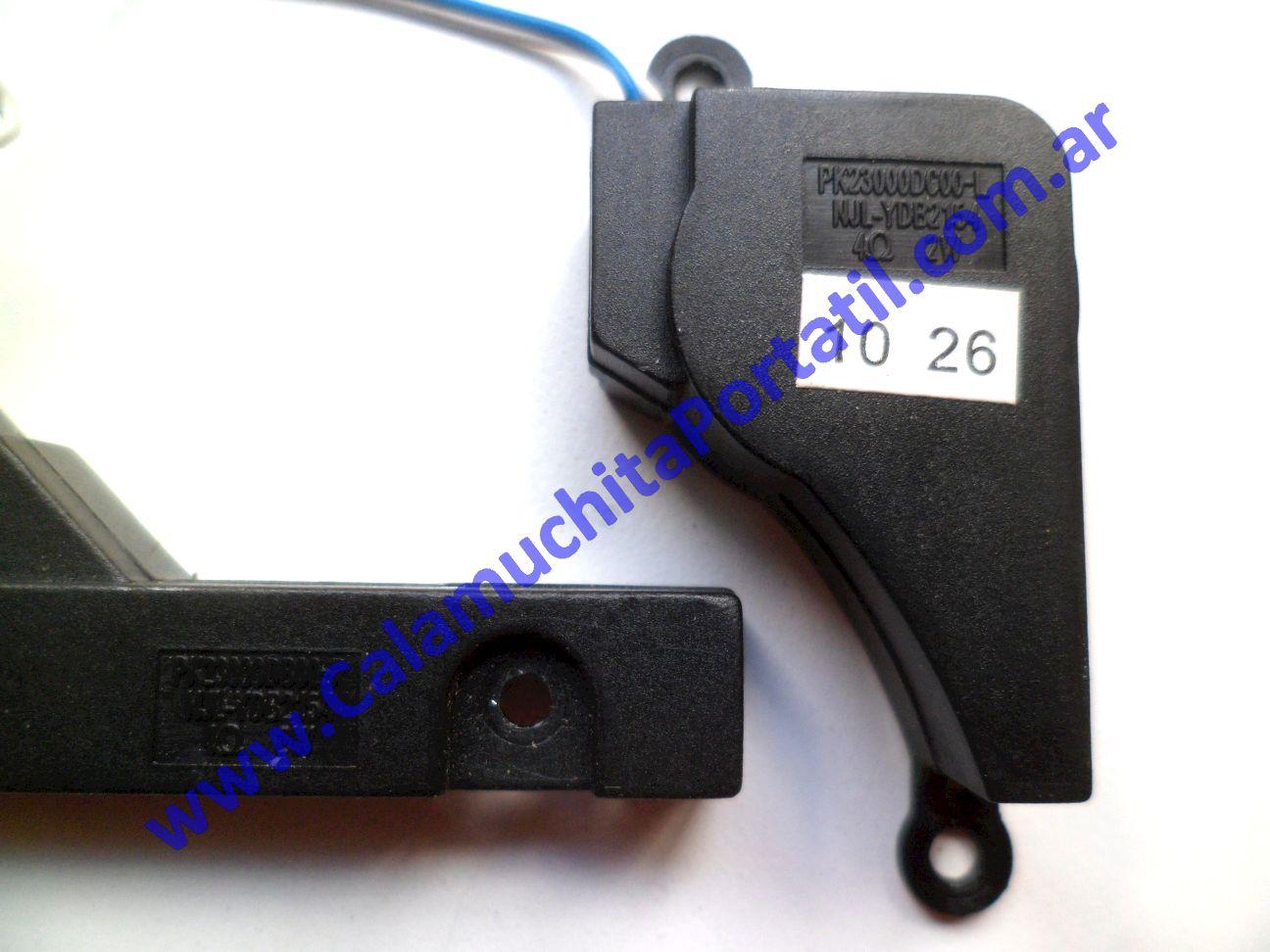 0521SPA Parlantes Acer Aspire 5251-1779 / NEW75