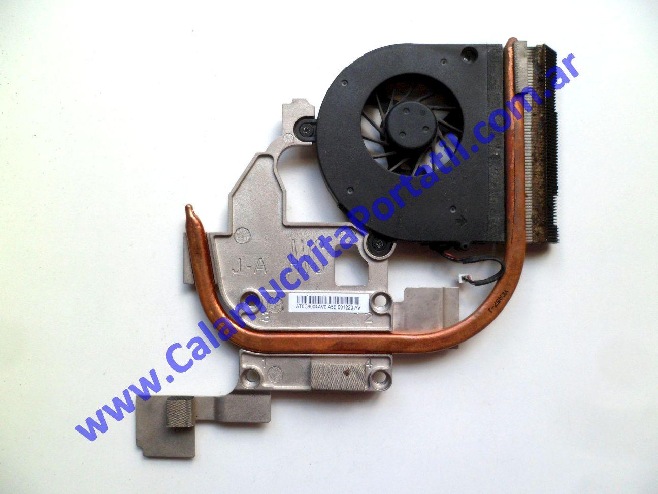 0521VDA Cooler C/Disipador Acer Aspire 5251-1779 / NEW75