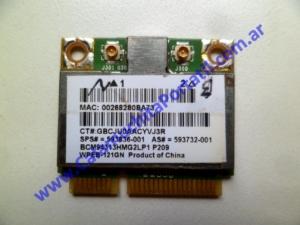 0522PWI Placa Wifi Hewlett Packard HP 425 / XD057LA#AC8