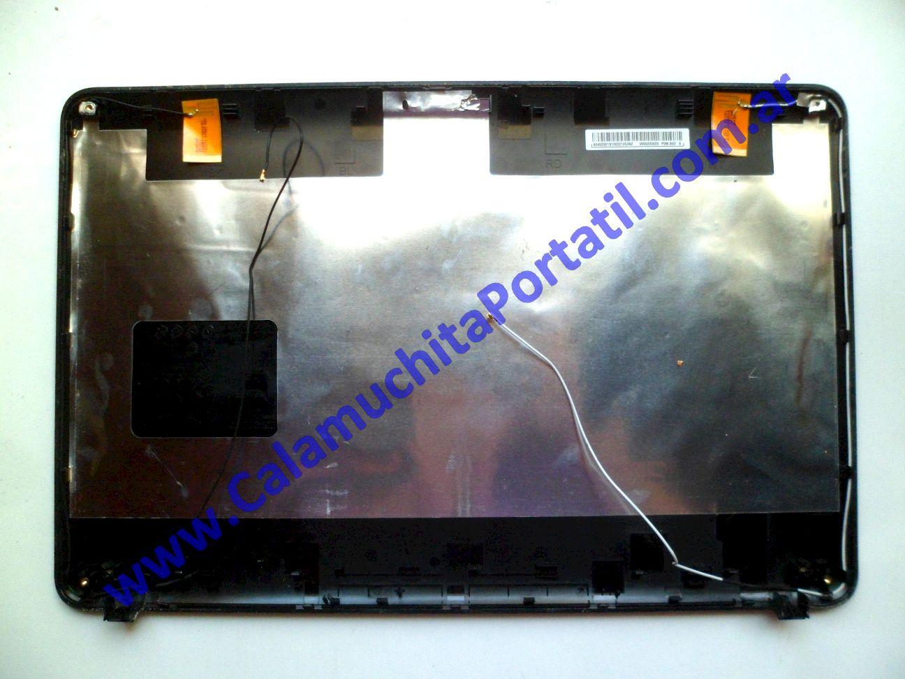0523CAA Carcasa Tapa Toshiba Satellite C655D-S5529 / PSC0YU-0415M
