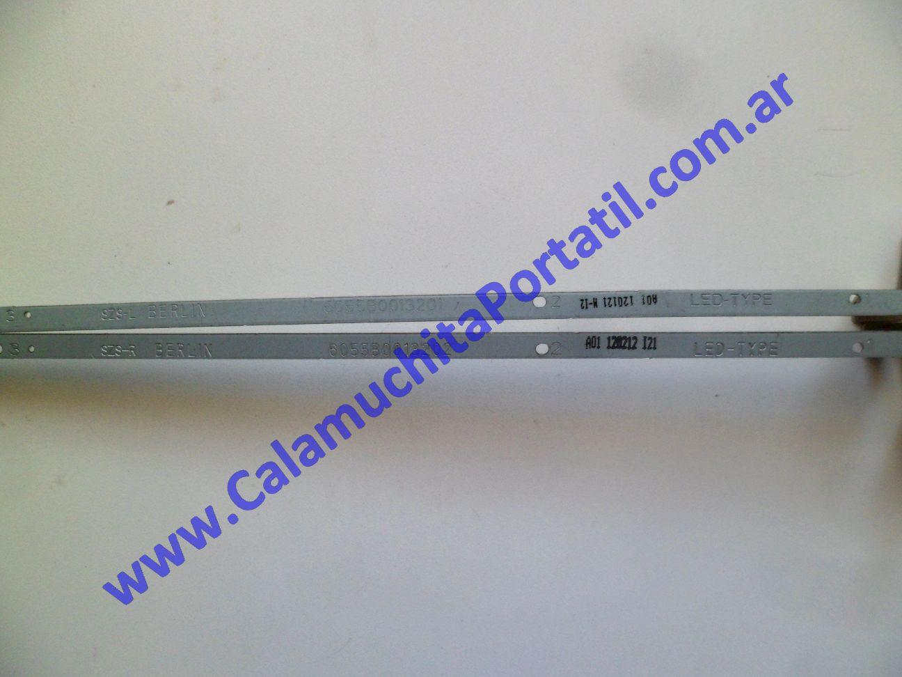 0523LBI Bisagras Toshiba Satellite C655D-S5529 / PSC0YU-0415M