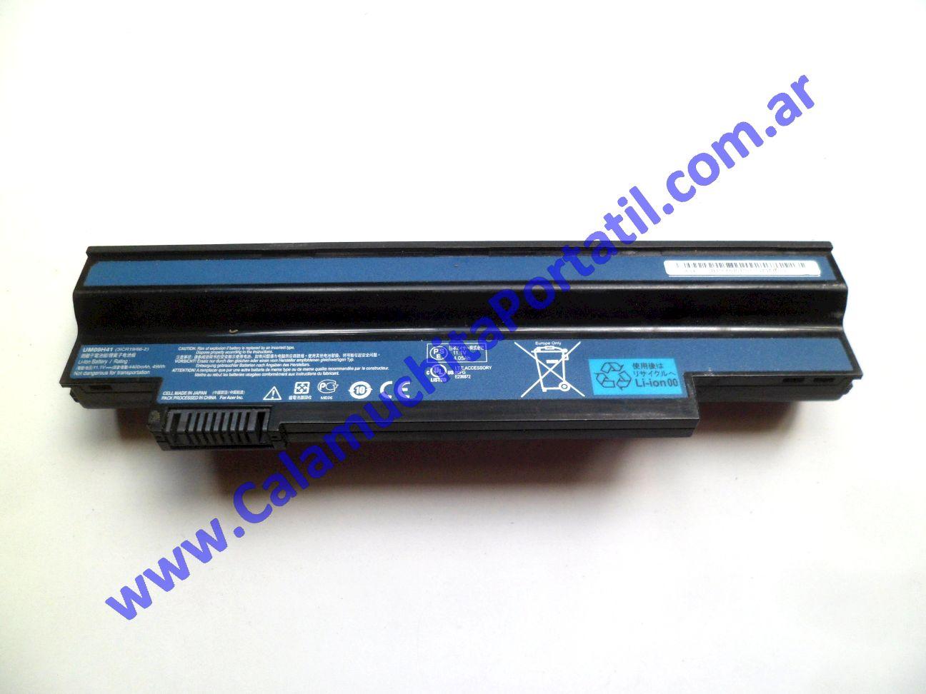 0524BAA Batería Acer Aspire One NAV50