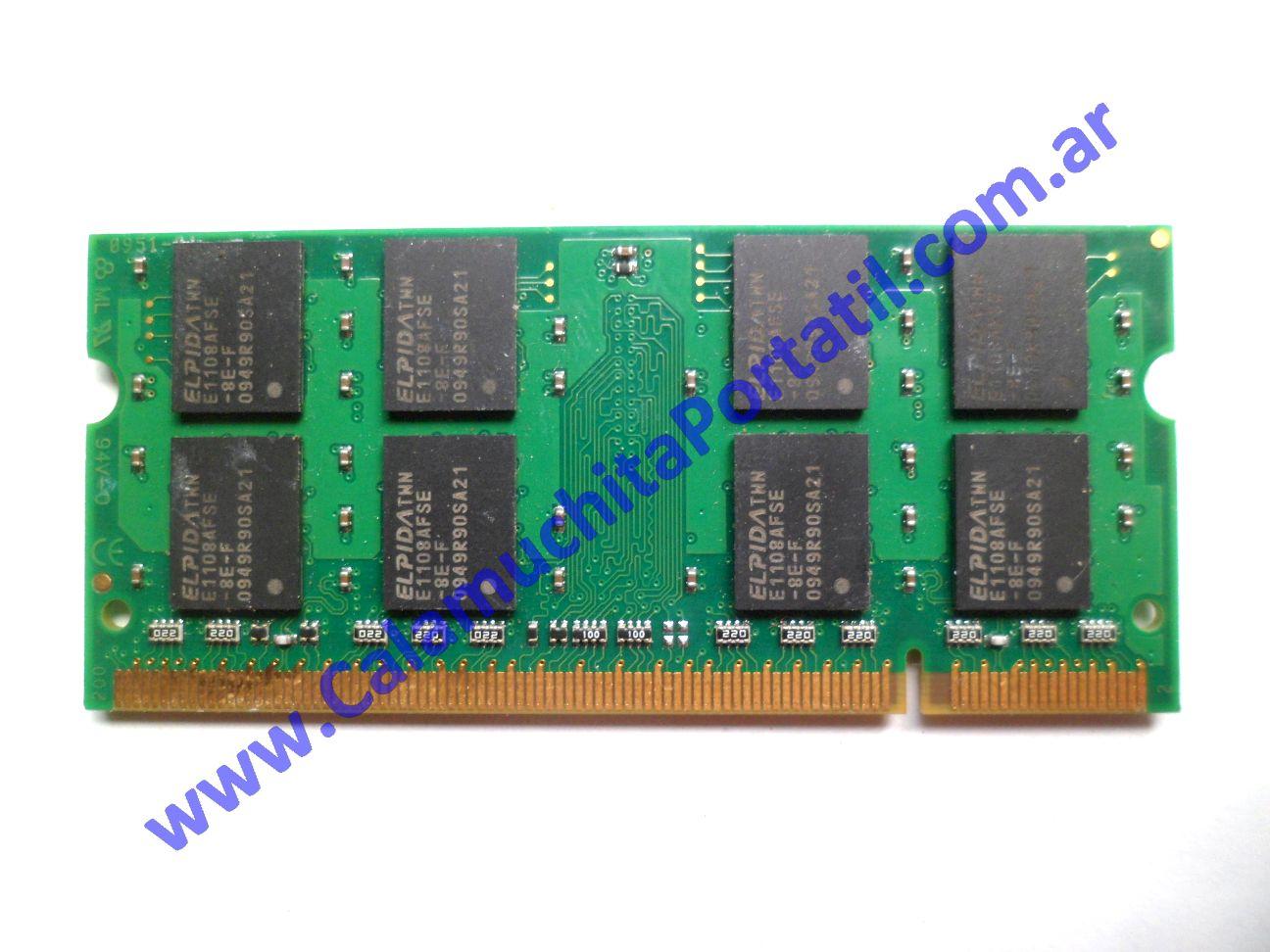 0524NMA Memoria Acer Aspire One NAV50