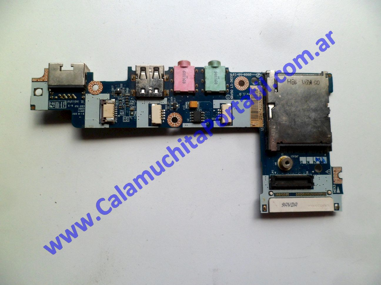 0524PUS Placa USB Acer Aspire One NAV50