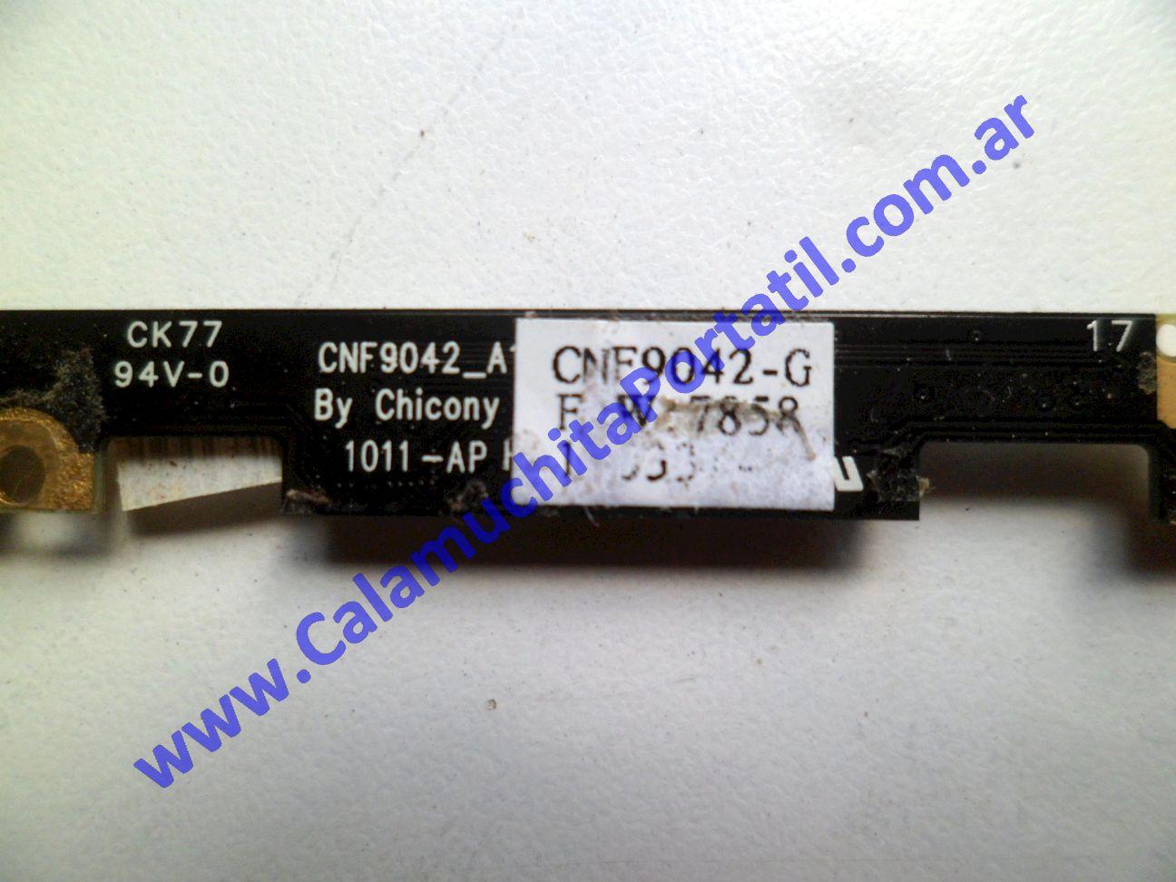 0524WEB Webcam Acer Aspire One NAV50