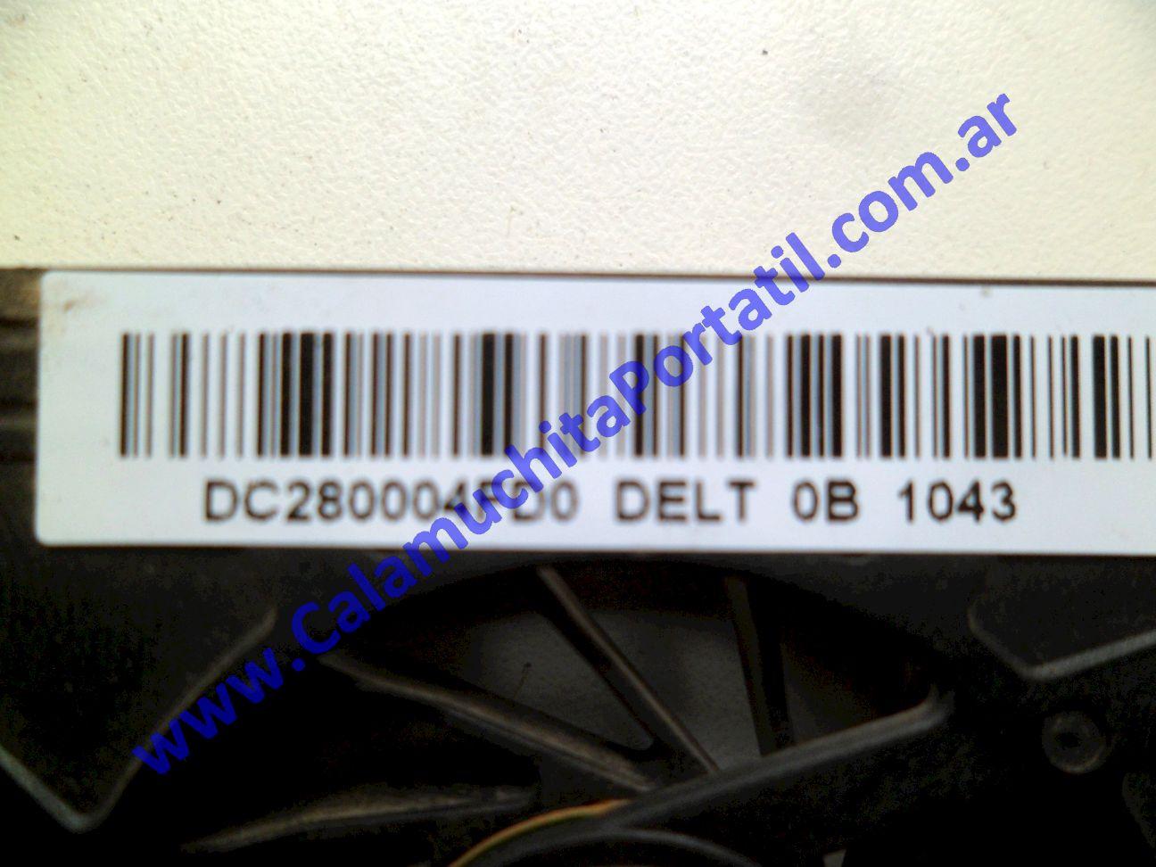 0525VEA Cooler Hewlett Packard Pavilion dv4-2111la / WR358LA#ABM