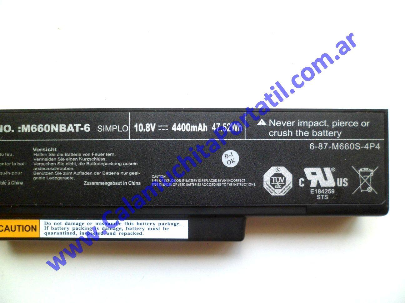 0526BAA Batería Banghó B-763XK