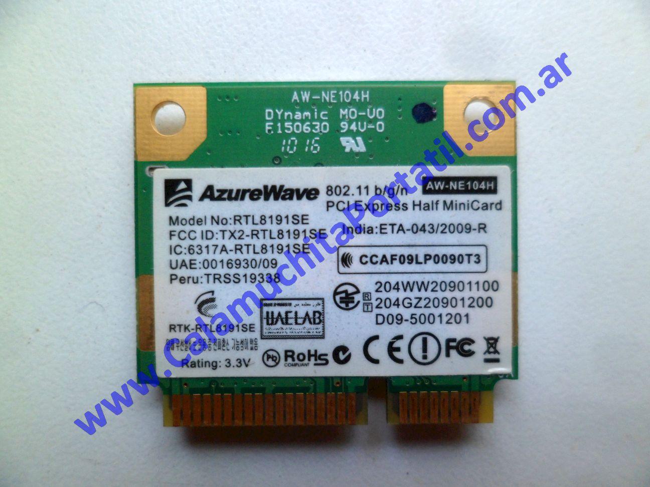 0526PWI Placa Wifi Banghó B-763XK