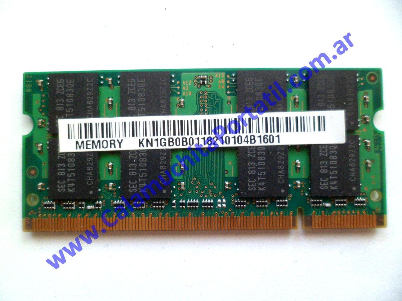 0527NMA Memoria Acer Aspire 5720z / ICL50