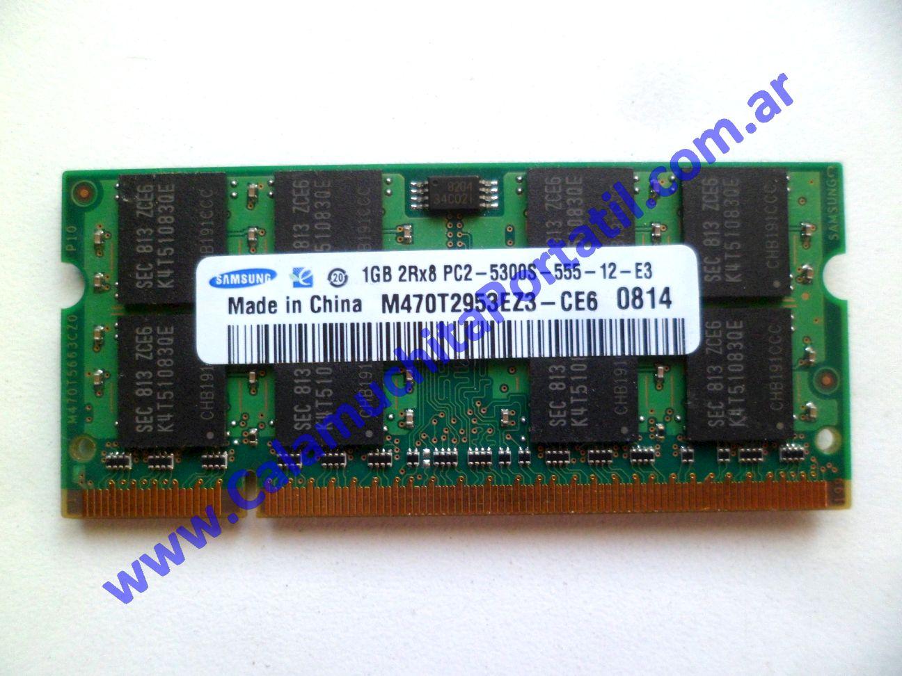0527NMB Memoria Acer Aspire 5720z / ICL50