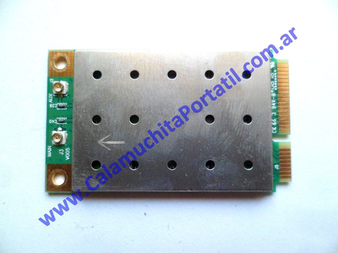 0527PWI Placa Wifi Acer Aspire 5720z / ICL50