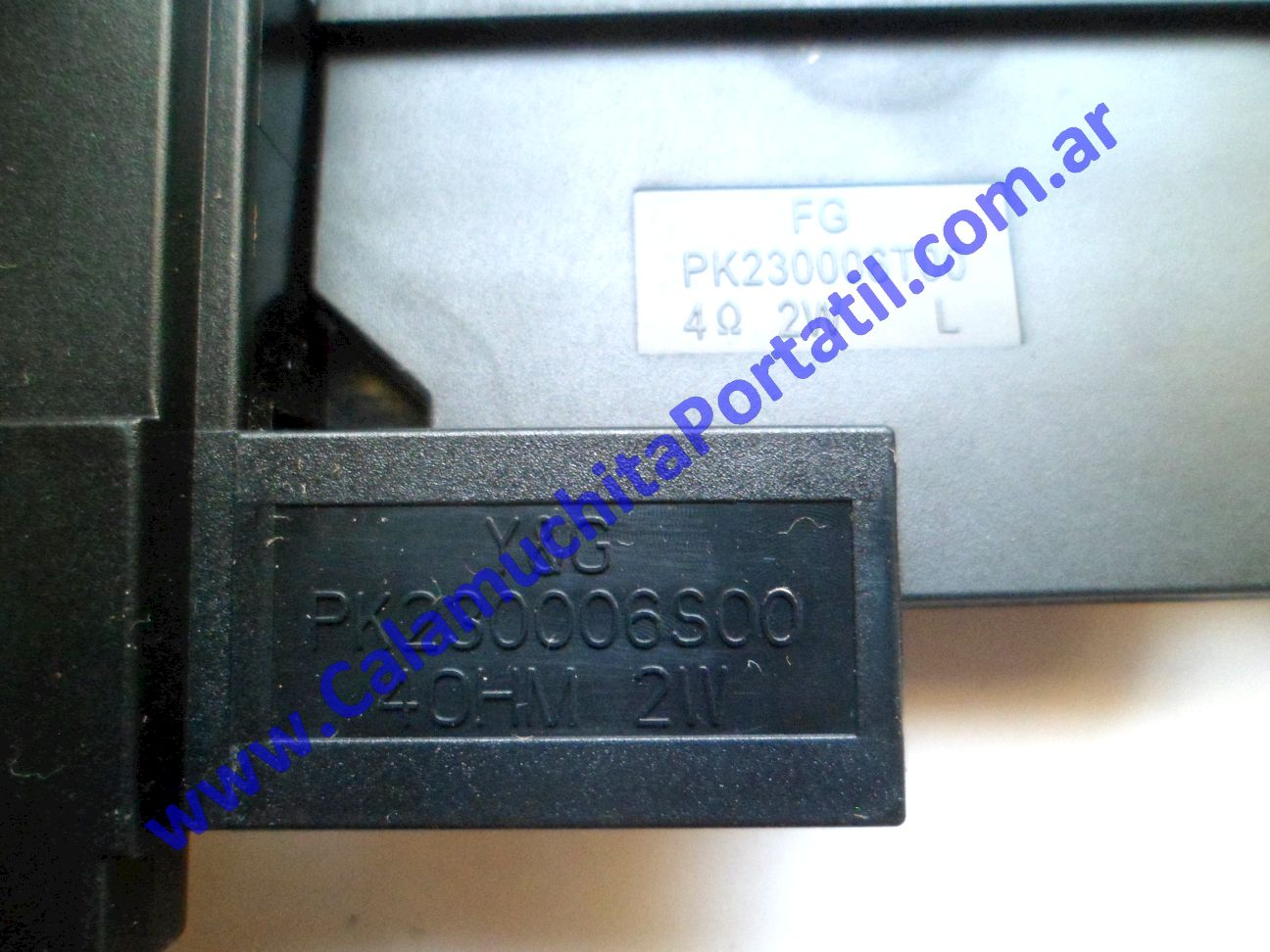 0527SPA Parlantes Acer Aspire 5720z / ICL50