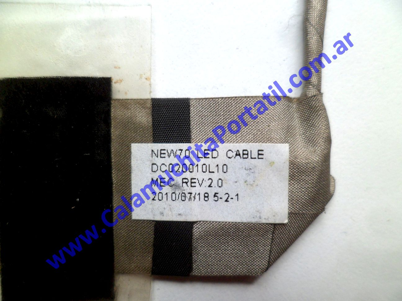 0528FVI Flex Video Acer Aspire 5251-1779 / NEW75
