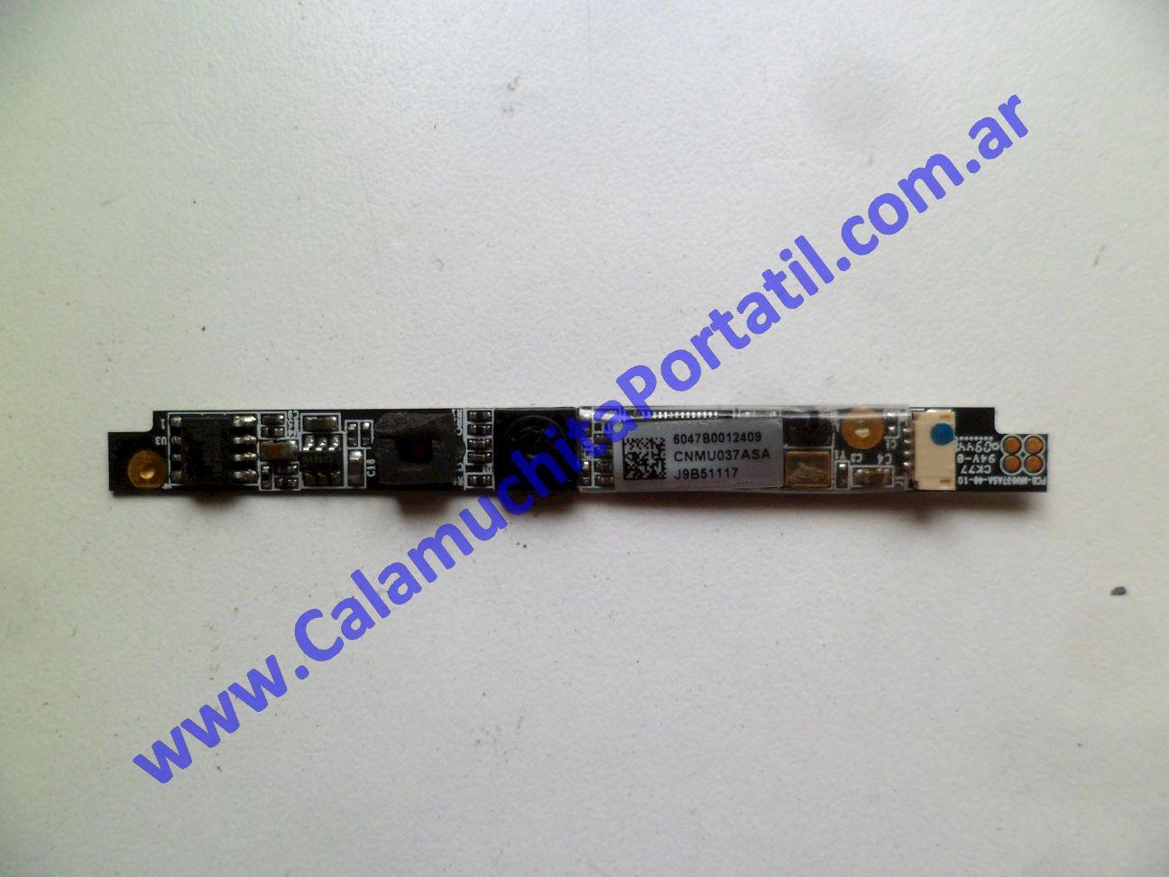 0529WEB Webcam Hewlett Packard Mini 110-1150LA / VU376LA#ABM