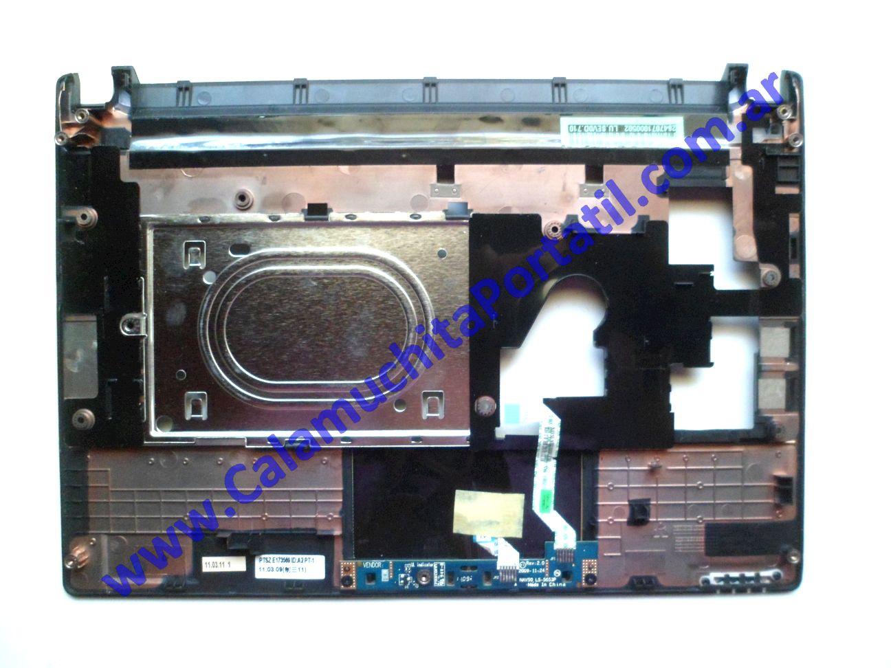 0530CAC Carcasa Teclado Acer Aspire One D255E-13635 / PAV70