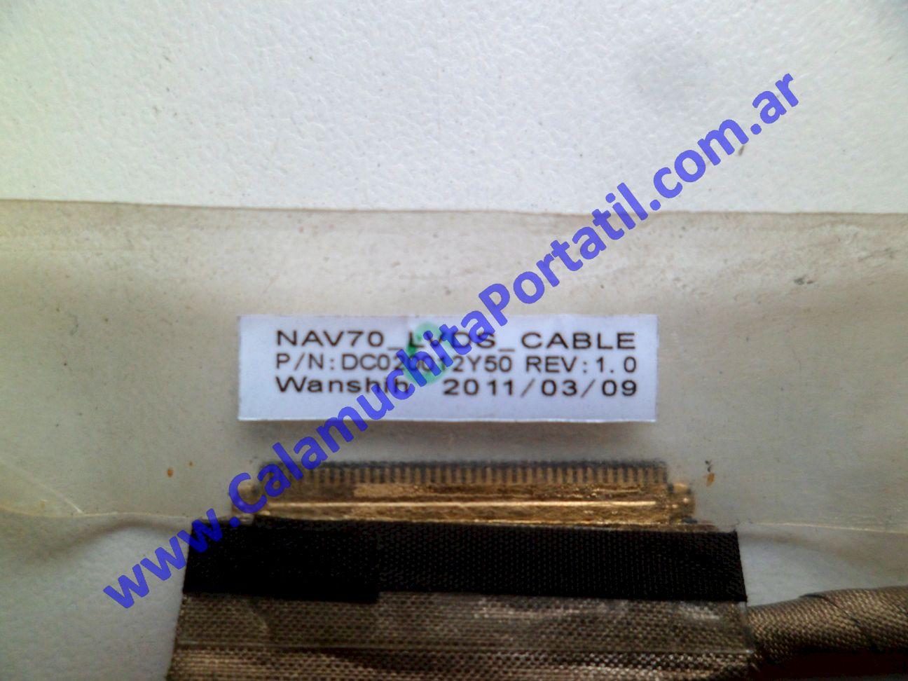 0530FVI Flex Video Acer Aspire One D255E-13635 / PAV70