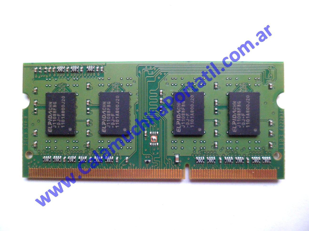 0530NMA Memoria Acer Aspire One D255E-13635 / PAV70