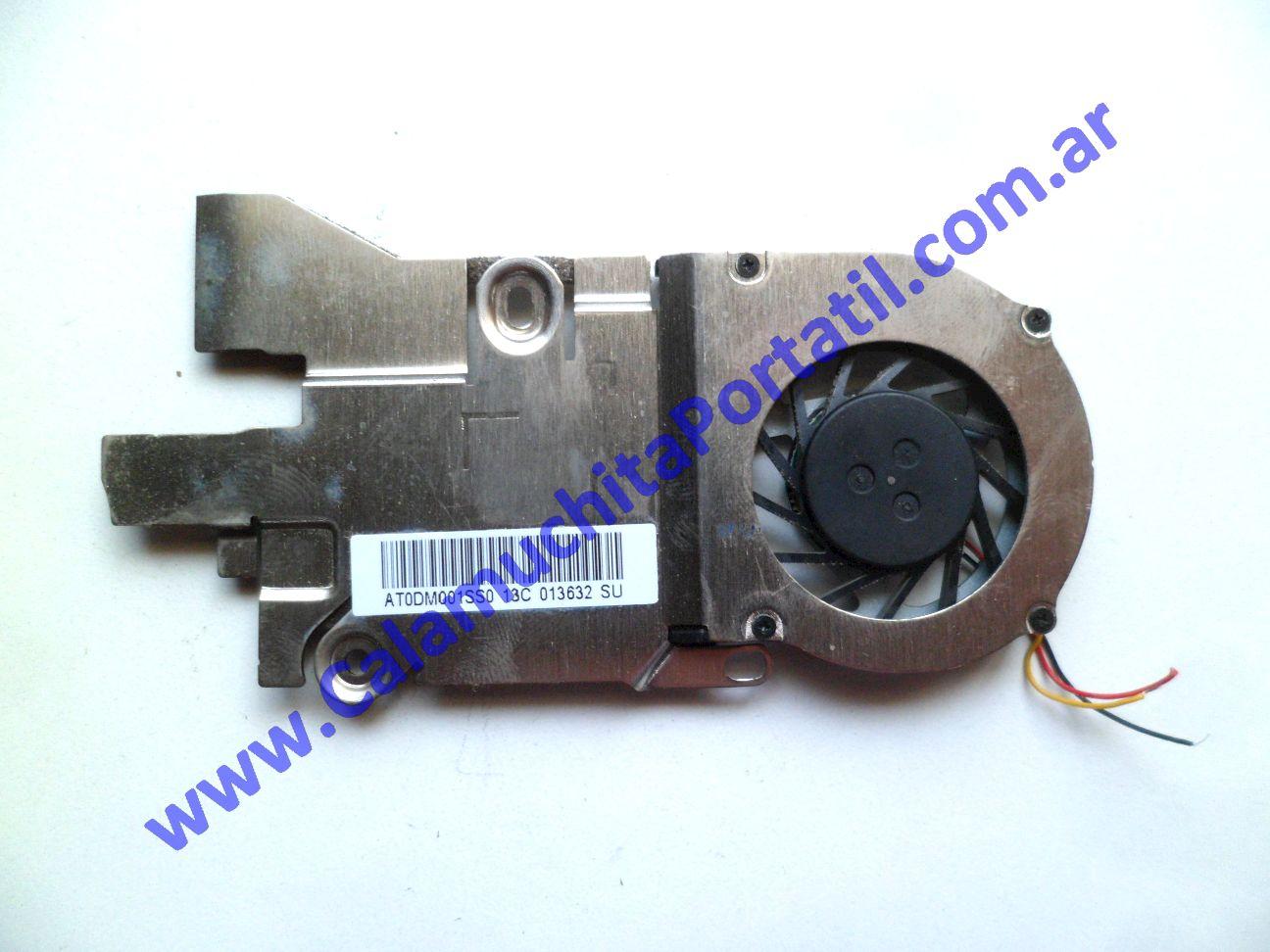 0530VDA Cooler C/Disipador Acer Aspire One D255E-13635 / PAV70