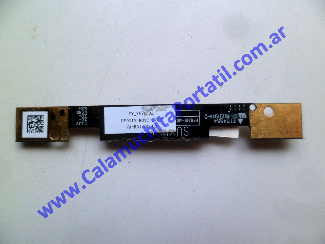 0530WEB Webcam Acer Aspire One D255E-13635 / PAV70