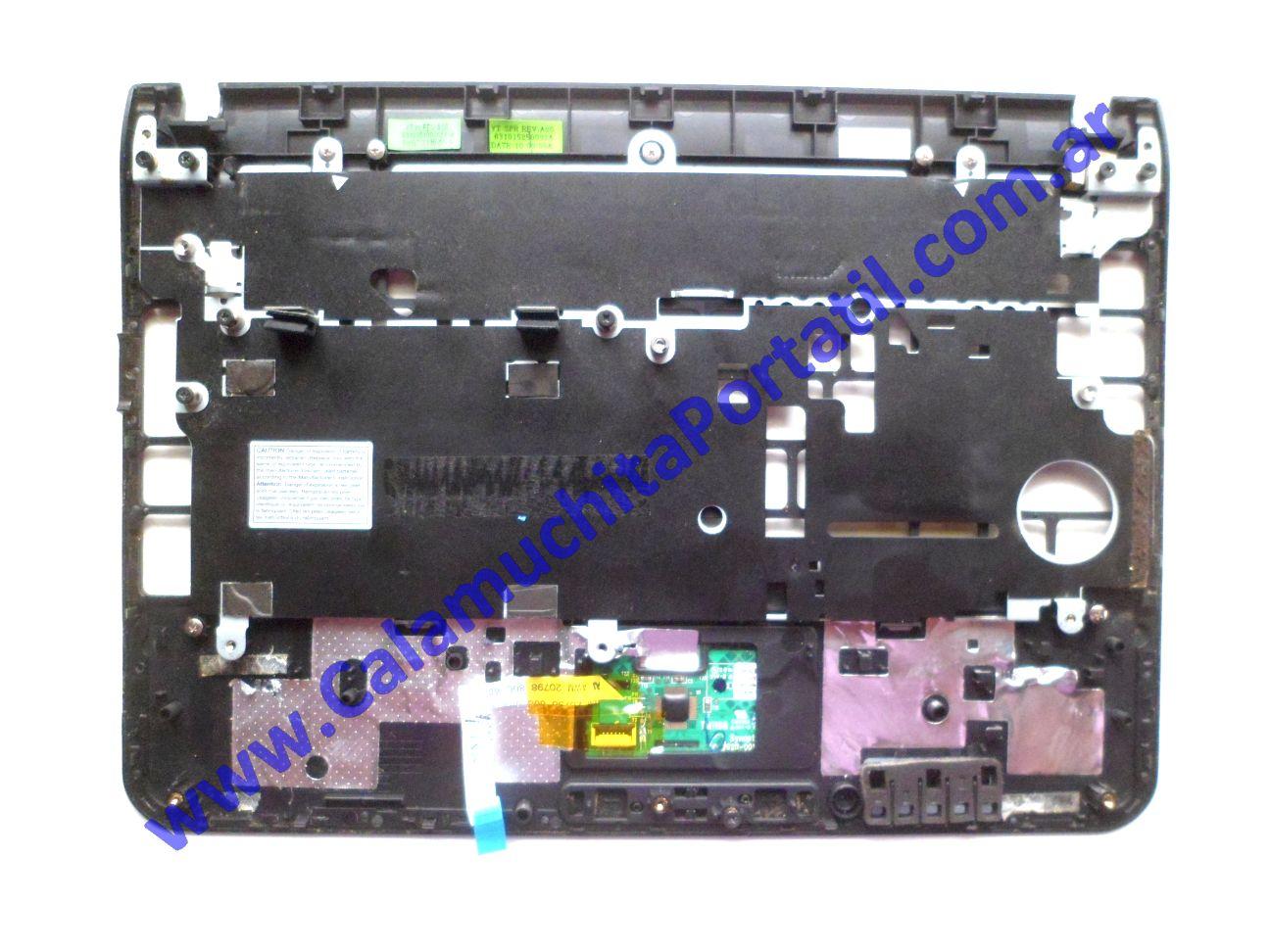 0531CAC Carcasa Teclado Samsung N210 Plus / NP-N210-JP01AR