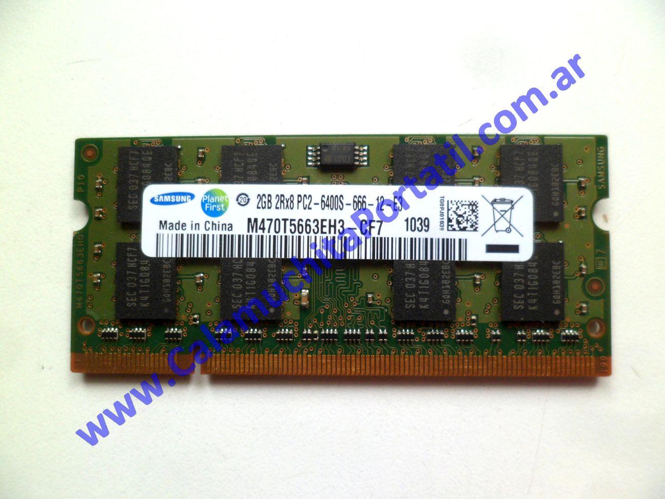 0531NMA Memoria Samsung N210 Plus / NP-N210-JP01AR