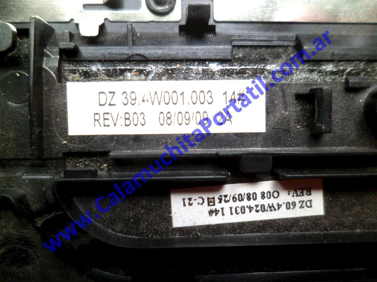 0532CAD Carcasa Base Dell Inspiron 1525 / PP29L
