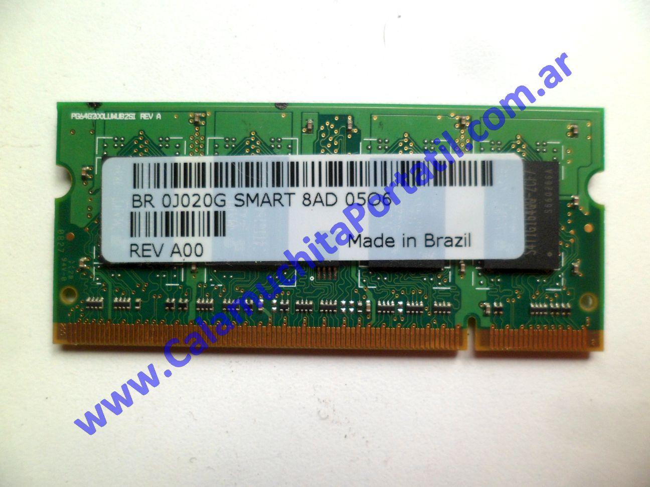 0532NMB Memoria Dell Inspiron 1525 / PP29L