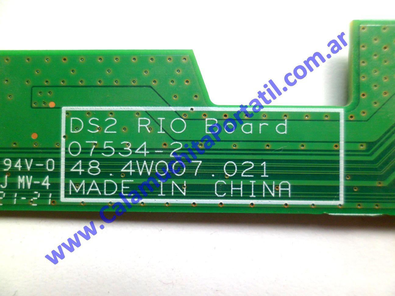 0532PUS Placa USB Dell Inspiron 1525 / PP29L
