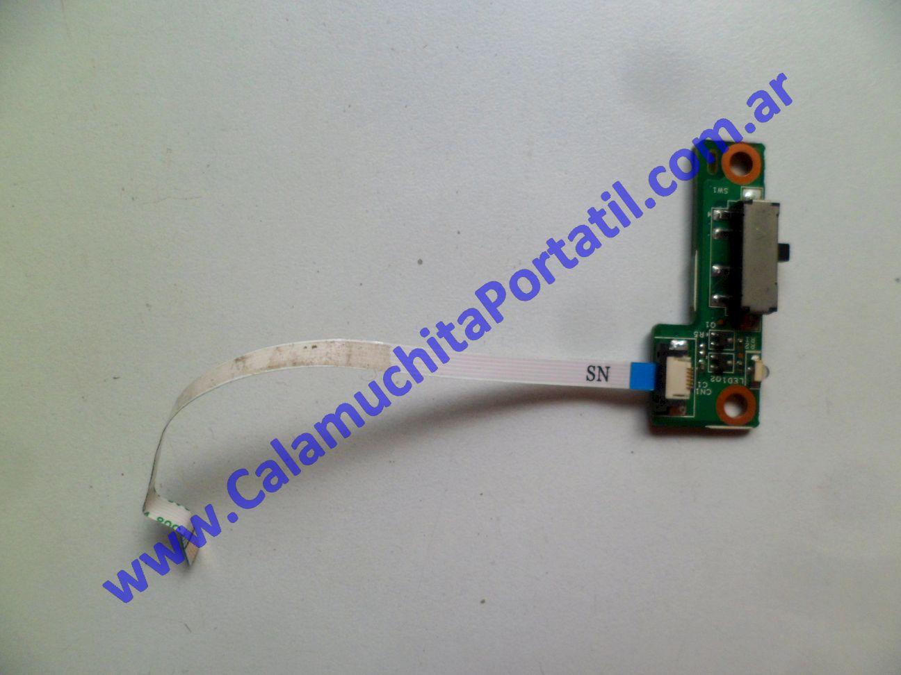 0532XIW Interruptor Wifi Dell Inspiron 1525 / PP29L