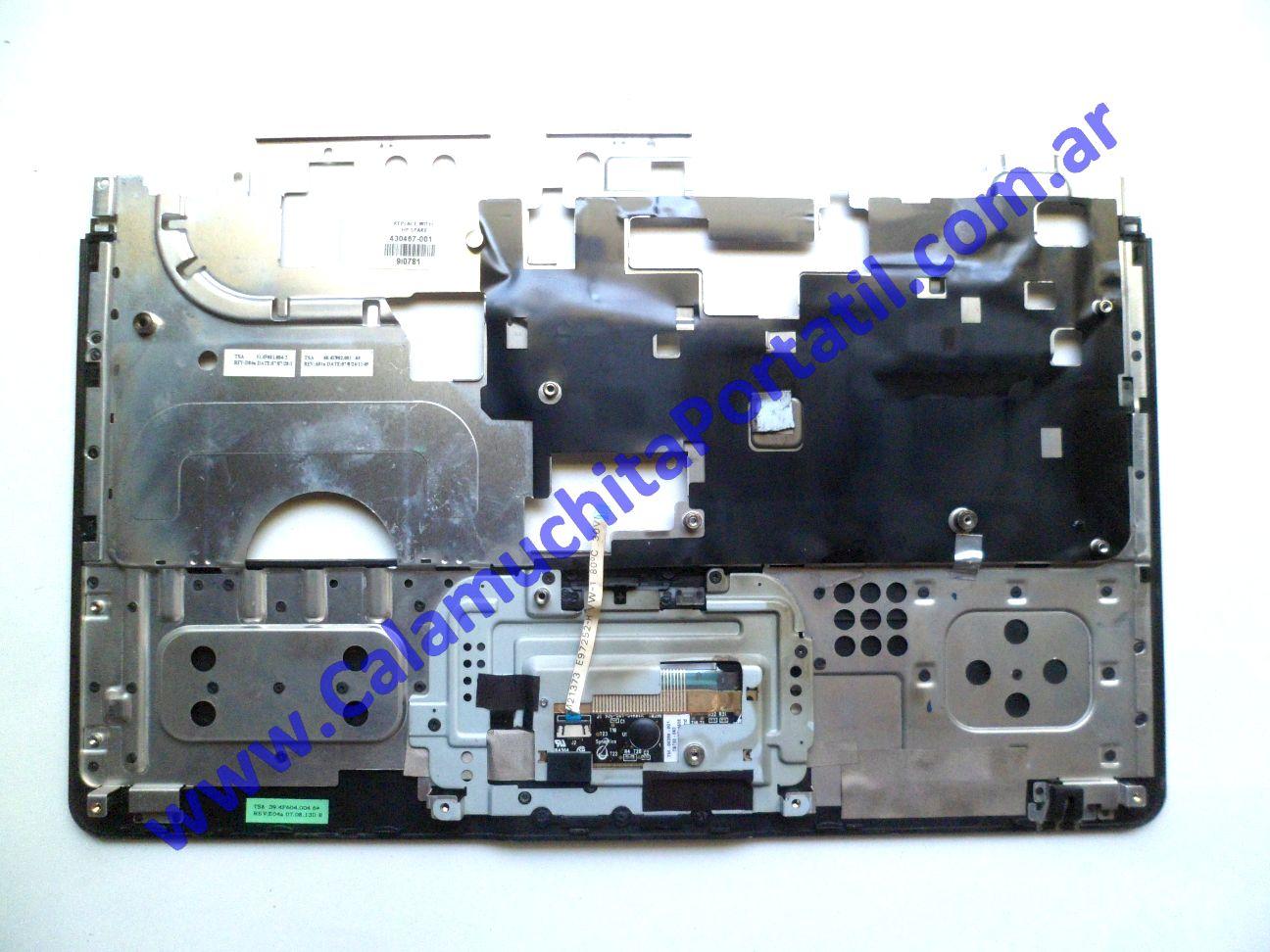 0533CAC Carcasa Teclado Hewlett Packard Pavillion dv2000 / DV2425la / GM691LA#AC8