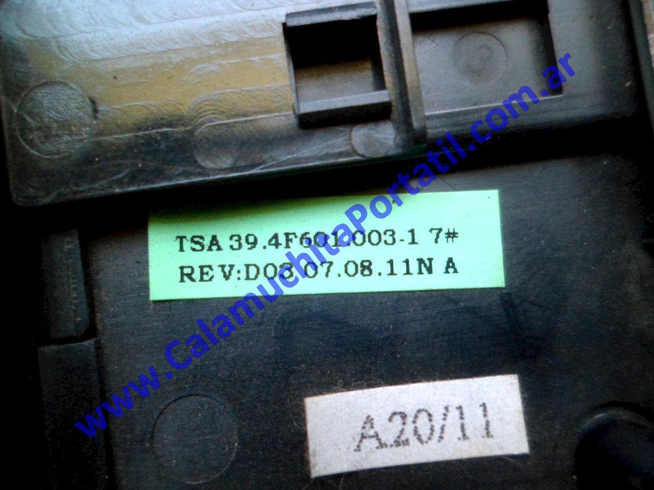 0533CAD Carcasa Base Hewlett Packard Pavillion dv2000 / DV2425la / GM691LA#AC8