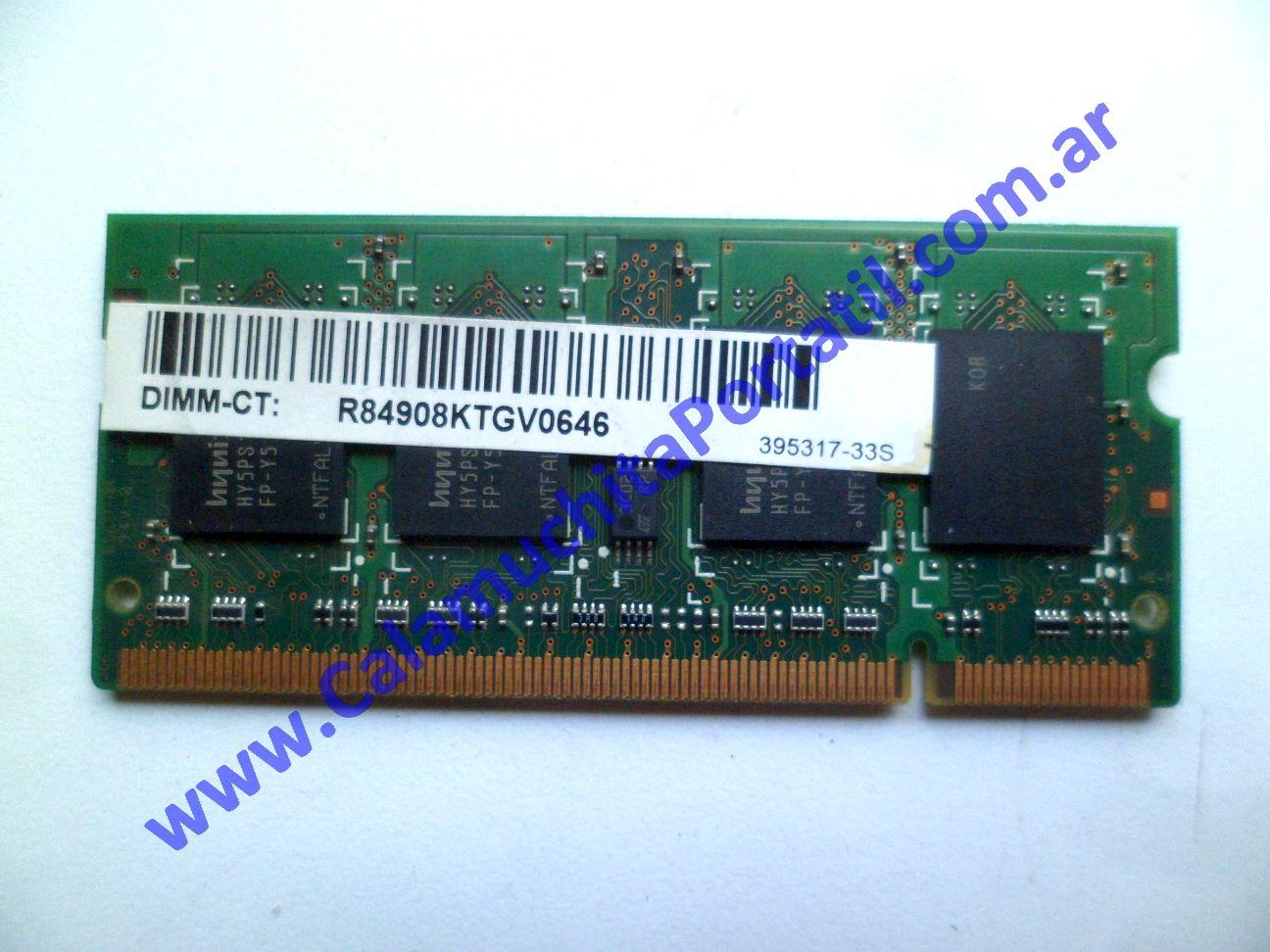 0533NMB Memoria Hewlett Packard Pavillion dv2000 / DV2425la / GM691LA#AC8