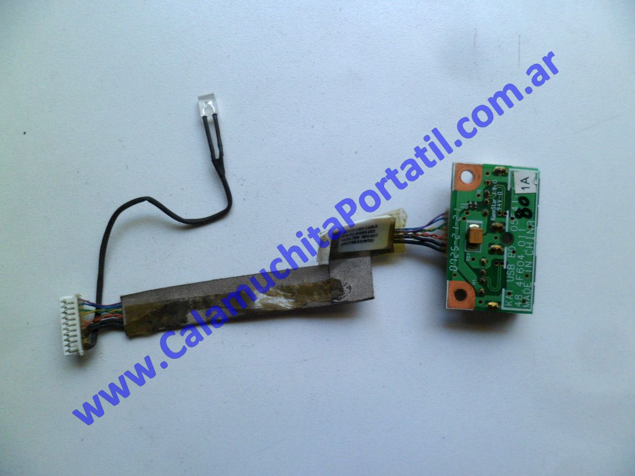 0533PUS Placa USB Hewlett Packard Pavillion dv2000 / DV2425la / GM691LA#AC8