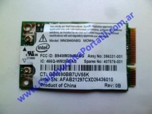 0533PWI Placa Wifi Hewlett Packard Pavillion dv2000 / DV2425la / GM691LA#AC8