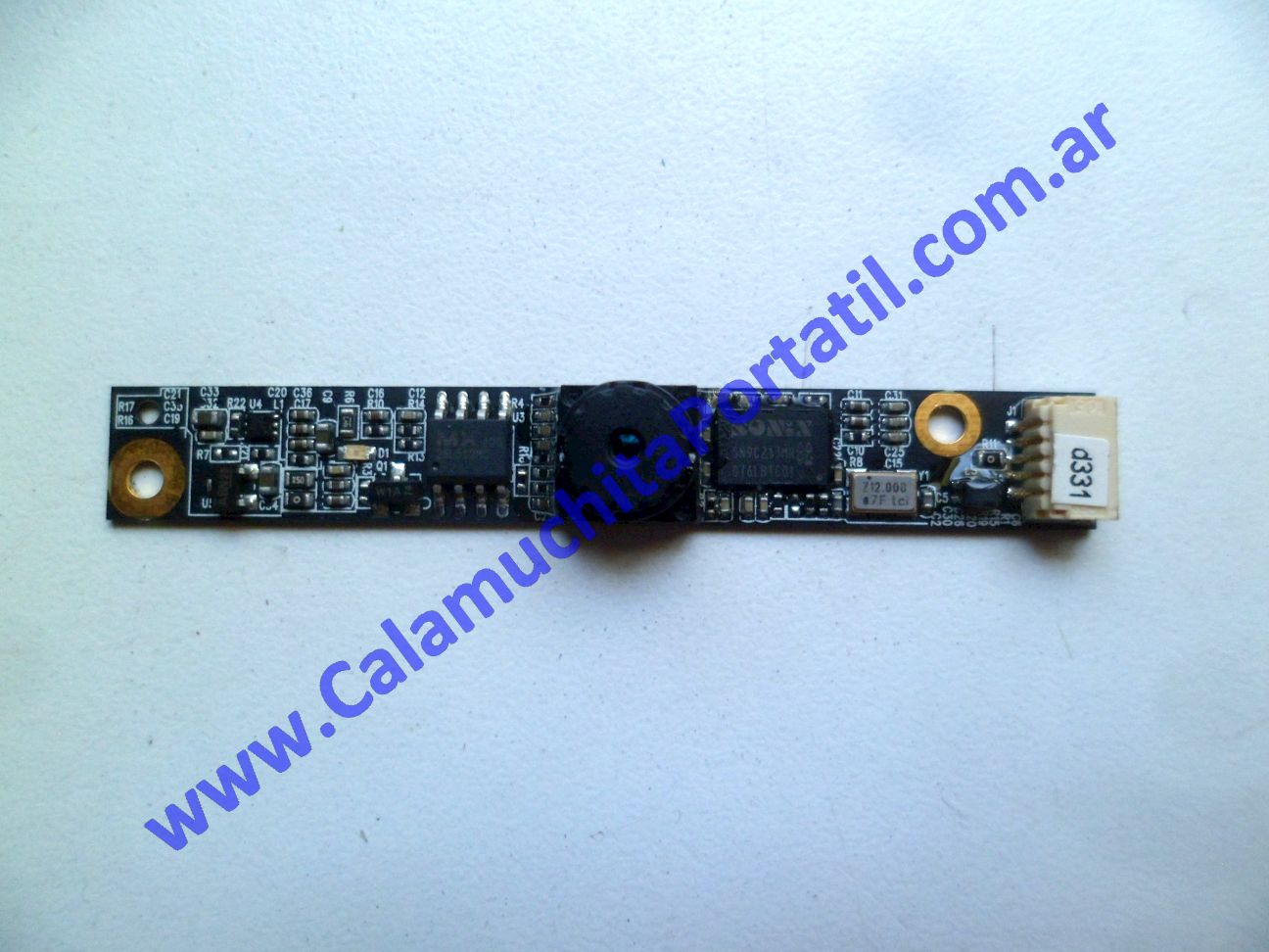 0533WEB Webcam Hewlett Packard Pavillion dv2000 / DV2425la / GM691LA#AC8