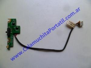 0533XIW Interruptor Wifi Hewlett Packard Pavillion dv2000 / DV2425la / GM691LA#AC8